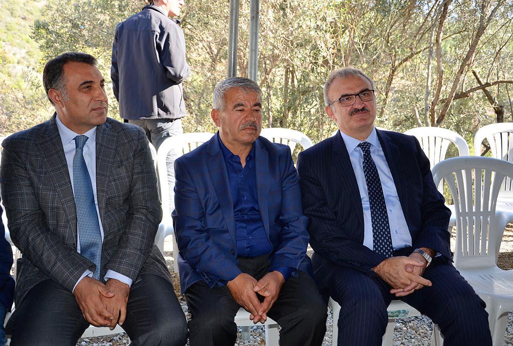 Mustafa Harputlu, Arif Yeni, Münir Karaloğlu