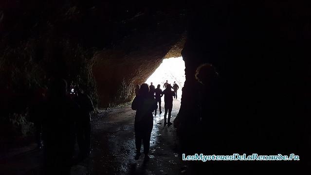 Cushendun Cave