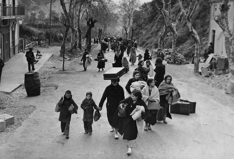 Париж под пятой оккупантов. 1940-1942