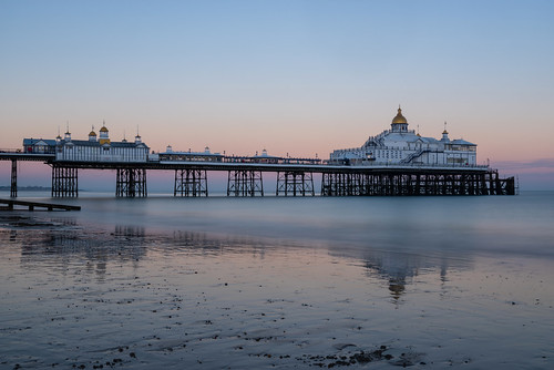 eastbourne eastsussex south england uk coast coastline sea ocean pier longexposure nikond750 sunset leefilters lee6stop