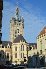 Le beffroi de Douai - Photo of Cuincy