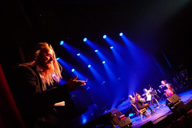 Högni @ The National Theatre of Iceland - siggi