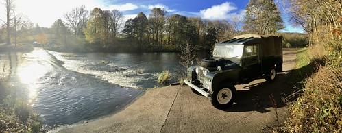 1955 Land Rover 107 inch