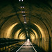 The Light at the End of the Tunnel by Thomas Hawk