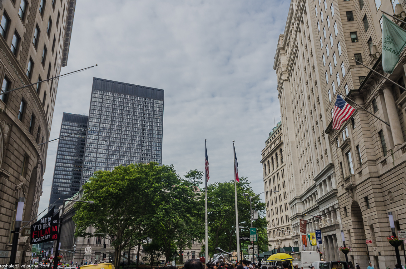 Нью-Йорк_Wall Street-29