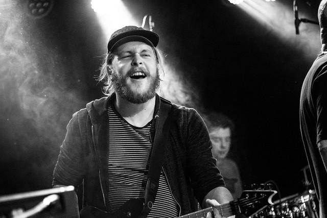 The Jam! @ De Flux 7/12/2018 BW