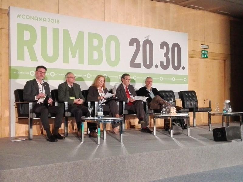 ST7: LA AGENDA URBANA ESPAÑOLA: UN NUEVO RUMBO HACIA 2030