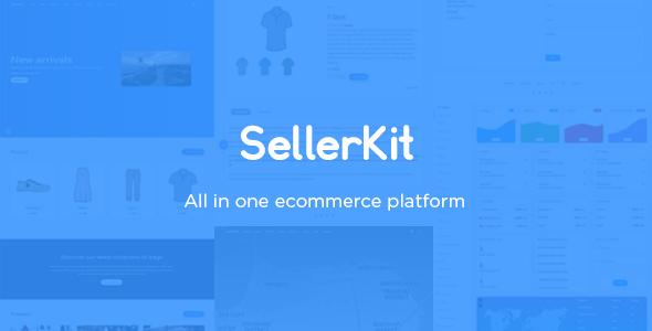 SellerKit v3.2 – All in One eCommerce Platform