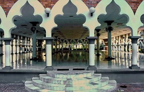 Kuala Lumpur Masjid Jamek Mosque