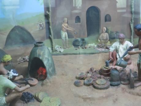 New Delhi Numismatics Gallery tableau