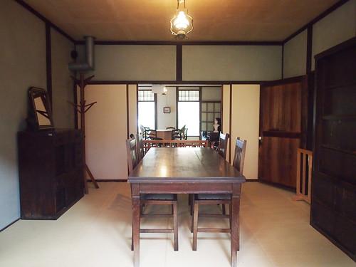 新島旧邸_食堂