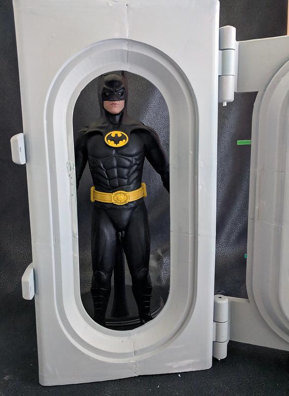 1/6 Scale 89 Batman Armory Custom (3D Print) 45839292722_6c9b693494_c