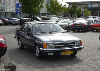 1979 Opel Commodere