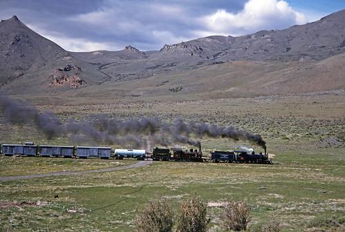 Viejo Expreso Patagónico, Esquel, Argentina, 1995