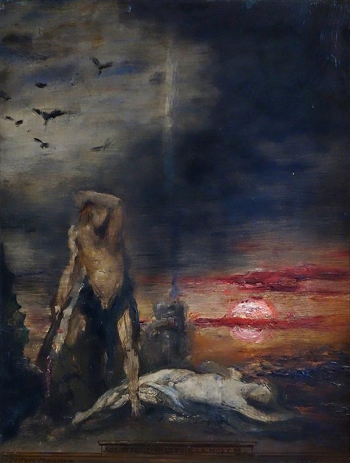 Gustave Moreau 10