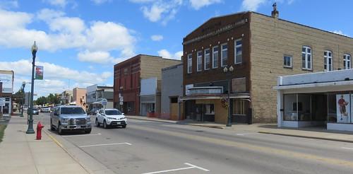 Downtown Shawano, Wisconsin
