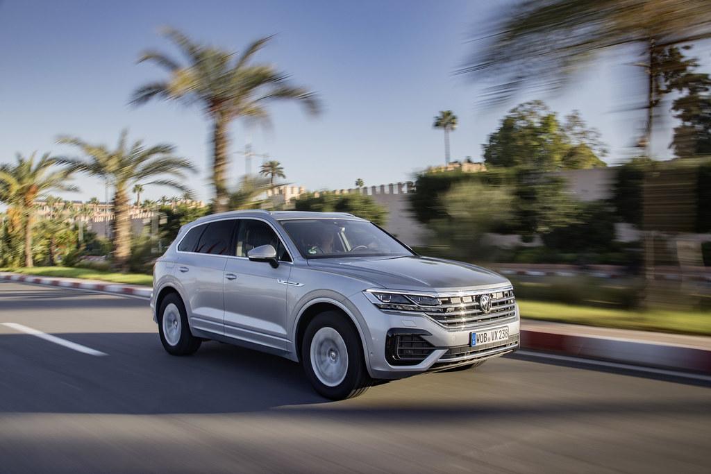 Comprar Volkswagen Touareg