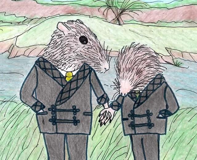 Rat and Mole crop
