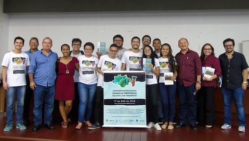 I Seminário Internacional Dinâmicas Territoriais: Diálogos Luso-Amazônicos