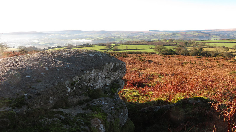 Butterdon Hill Rocks