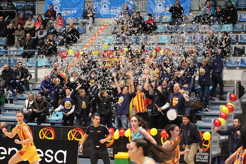 Campionat d'Espanya Cadet i Infantil 2019