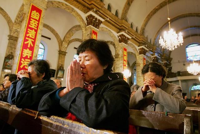 Iglesia china
