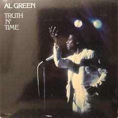 AL GREEN:TRUTH N' TIME(JACKET A)