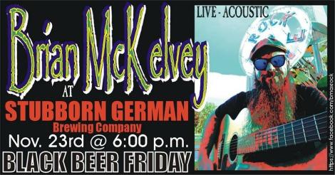Brian McKelvey 11-23-18
