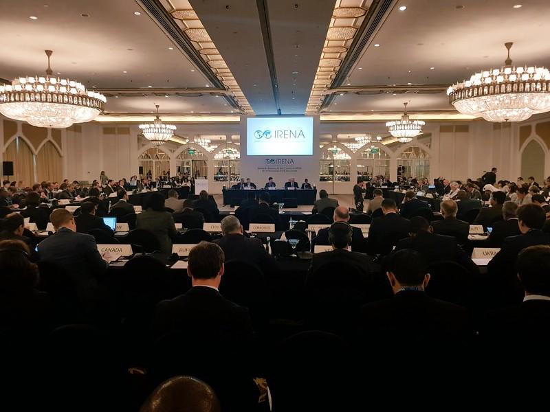 SG SICA participa en reunión del Consejo de IRENA para robustecer los esfuerzos para la sostenibilidad ambiental