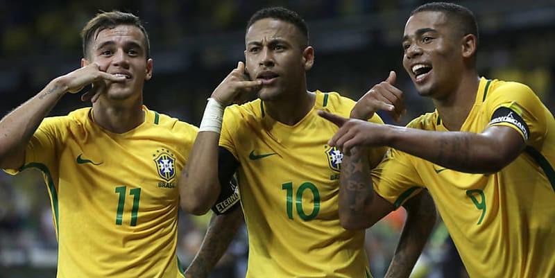 Pencetak gol top Brasil di bawah Tite