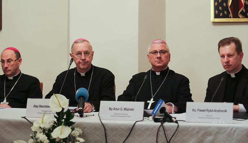 Konferencja Prasowa - 381. Zebranie Plenarne KEP - 19 XI 2018 r.