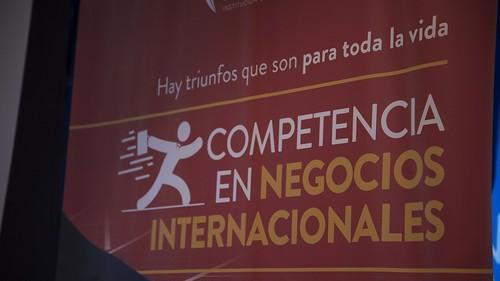 Concurso de Negocios Internacionales