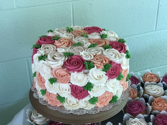 Cake by Jessica Lyon