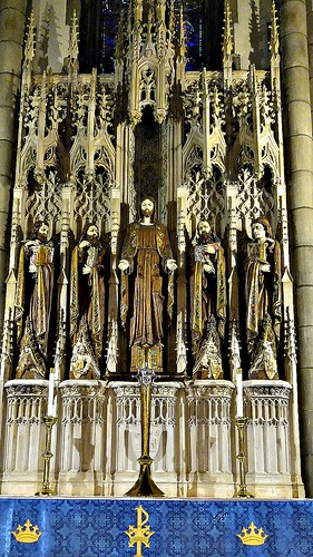 Holy Trinity Altar Piece