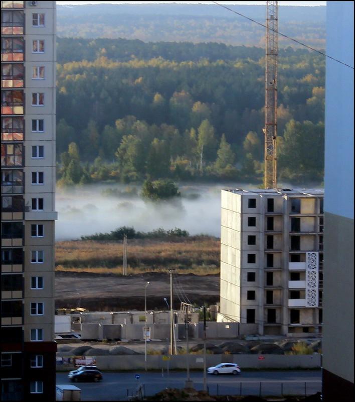 Челябинск 3912 Туман