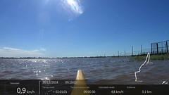 Kayak - Isla de los Mastiles - Canal Kayakista - Parana Viejo (40x)