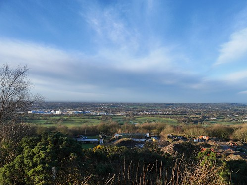 Views from Saddle of Kerridge