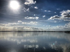 Lake of Tunis #tunisia #lake #nature