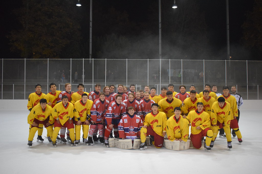 EHC Rot-Blau Novizen - China 2