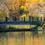Inwood Hill Park Road Bridge over Spuyten Duyvil Inlet, New York City