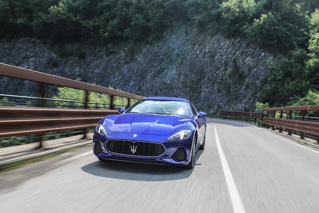 Comprar Maserati Granturismo