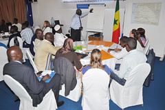 Strengthening national adaptation planning capacities for food security and nutrition, Multi-stakeholder consultation in Senegal