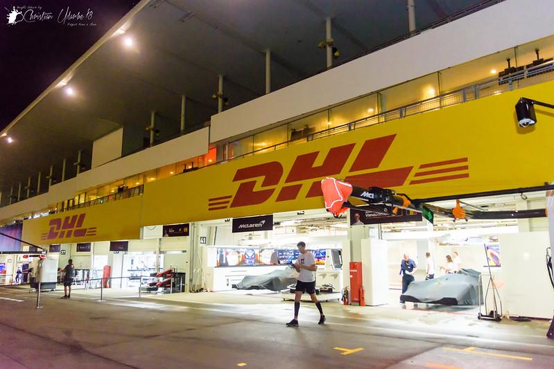 Suzuka Circuit Pitlane Walk