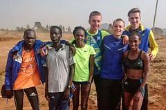 Běžci v Keni: Film natočený běžci, nejen o běhání