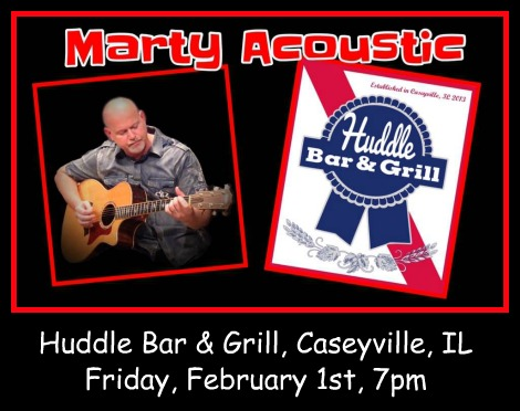 Marty Acoustic 2-1-19