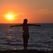 6. Atardecer en la isla de Menorca
