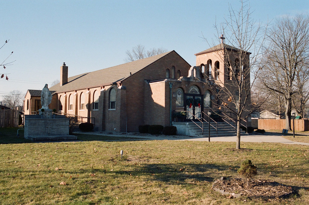 Catholic Church in Rochester