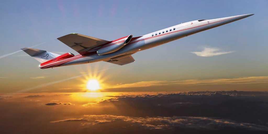 avion-supersonique-au-monde