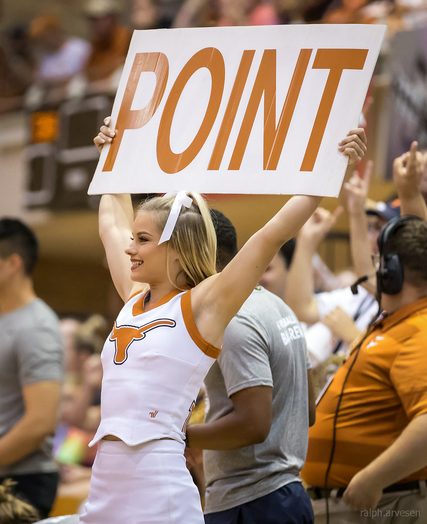 Texas Longhorn Volleyball