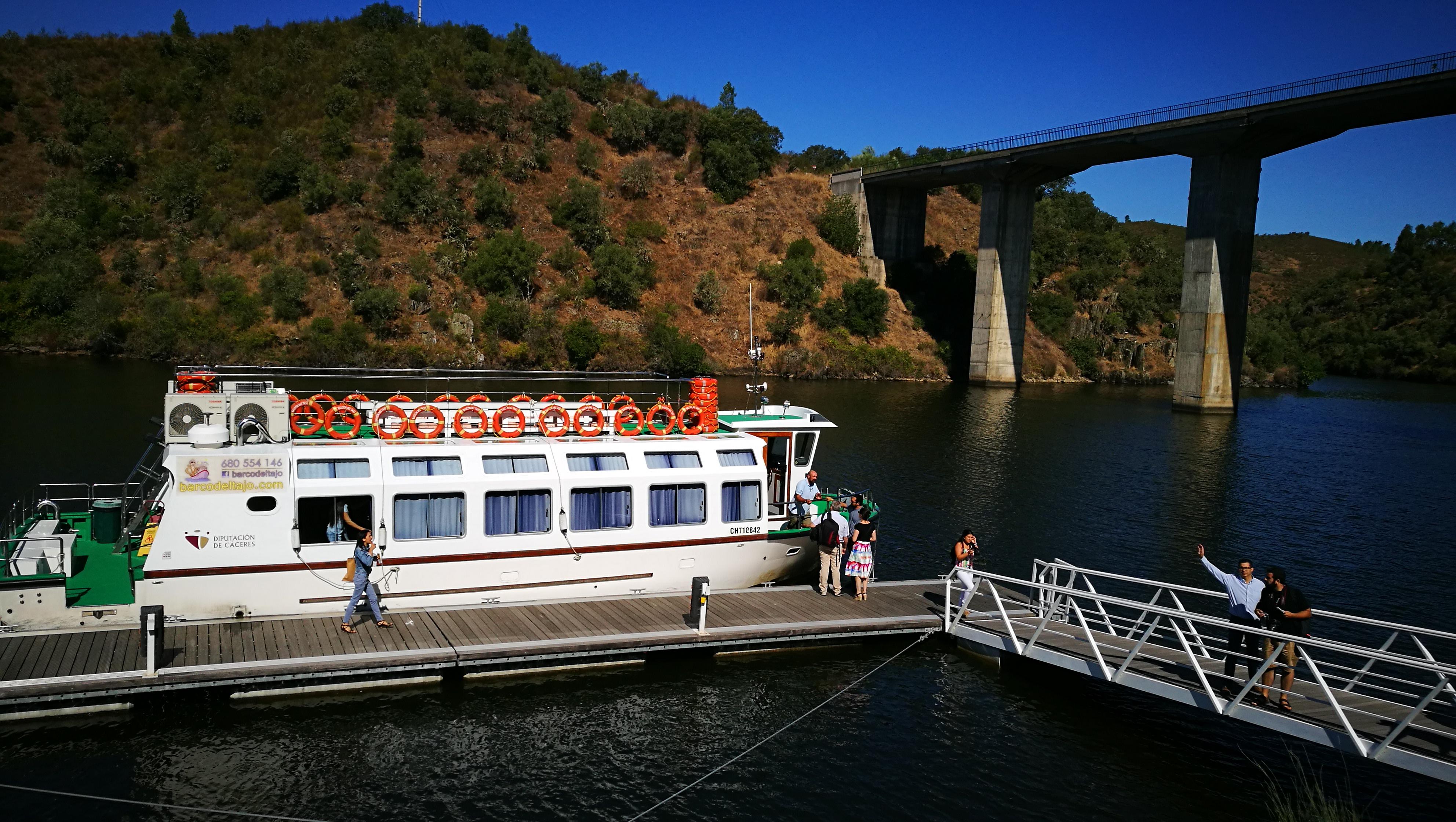 Embarcadero de Lentiscais